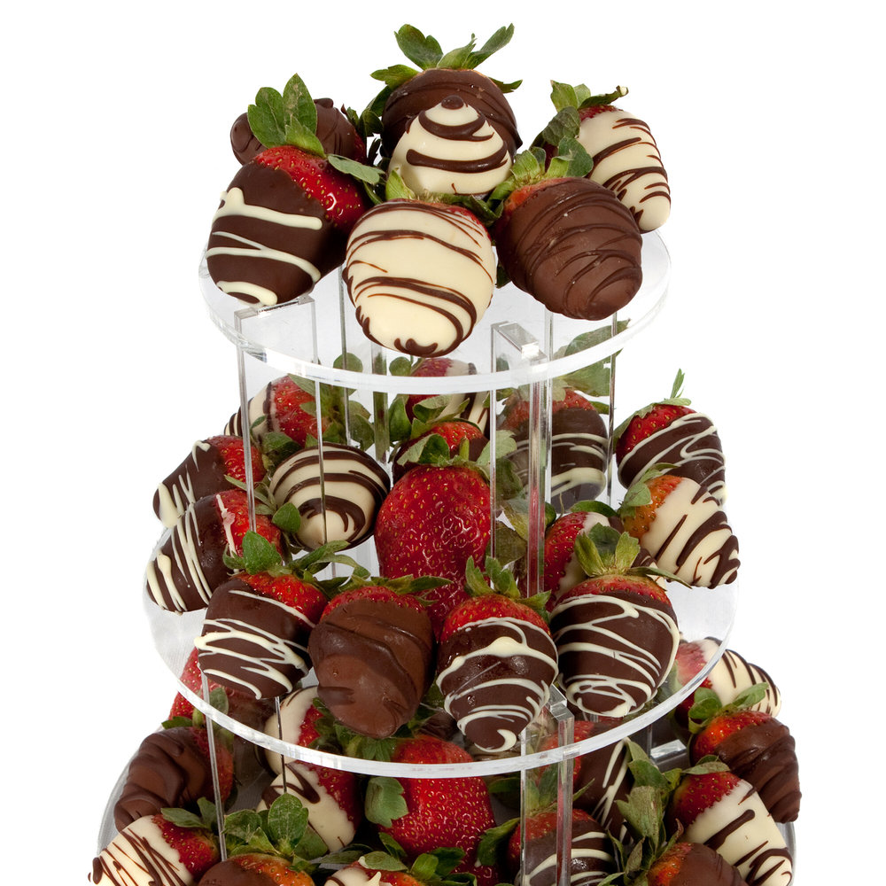 Strawberry Towers -
