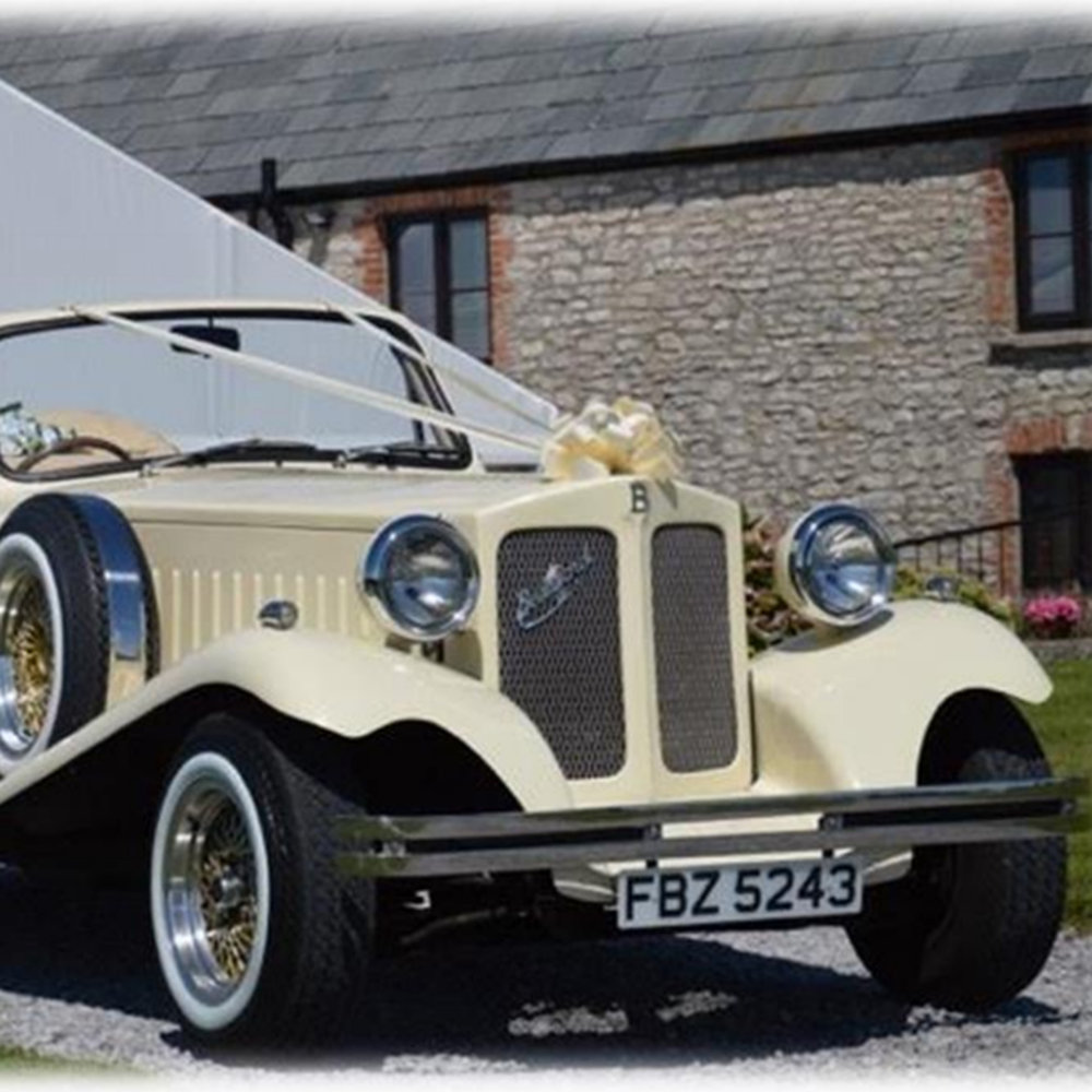 Wedding Cars -