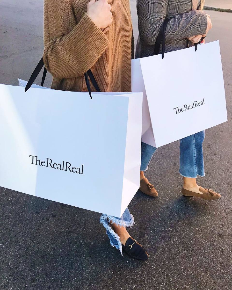 Shopping The Real Real