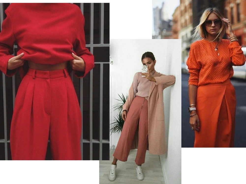 How to Style Monochromatics for Spring 2019