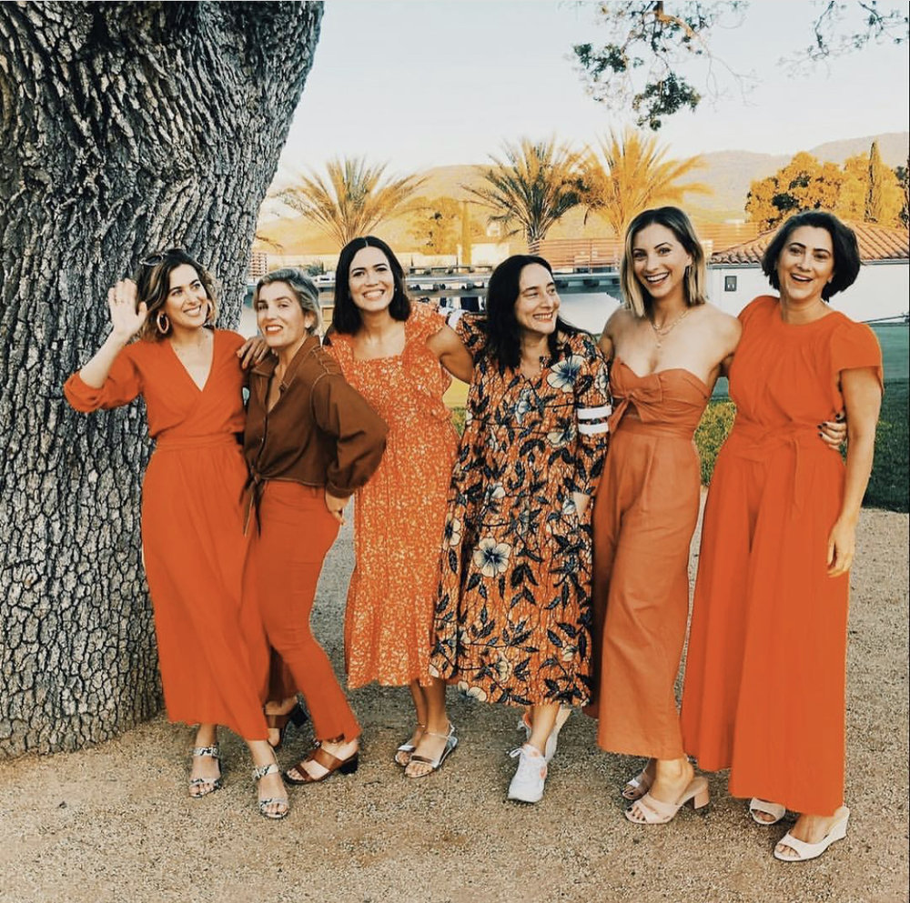 Better with Friends - have the whole crew matching on your next girls trip