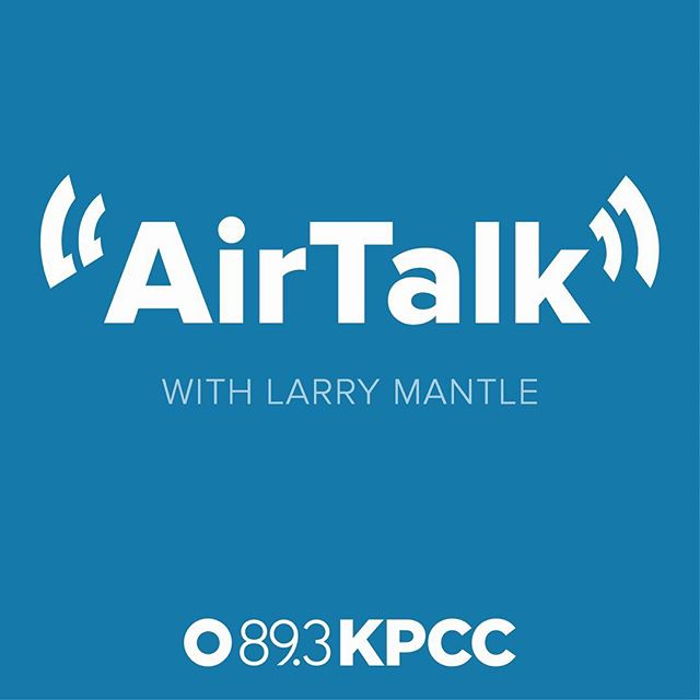 Our CEO, Matt Rodriguez, will be on #AirTalk this morning with #LarryMantle @kpcc - tune in at 89.3 or online 🎙