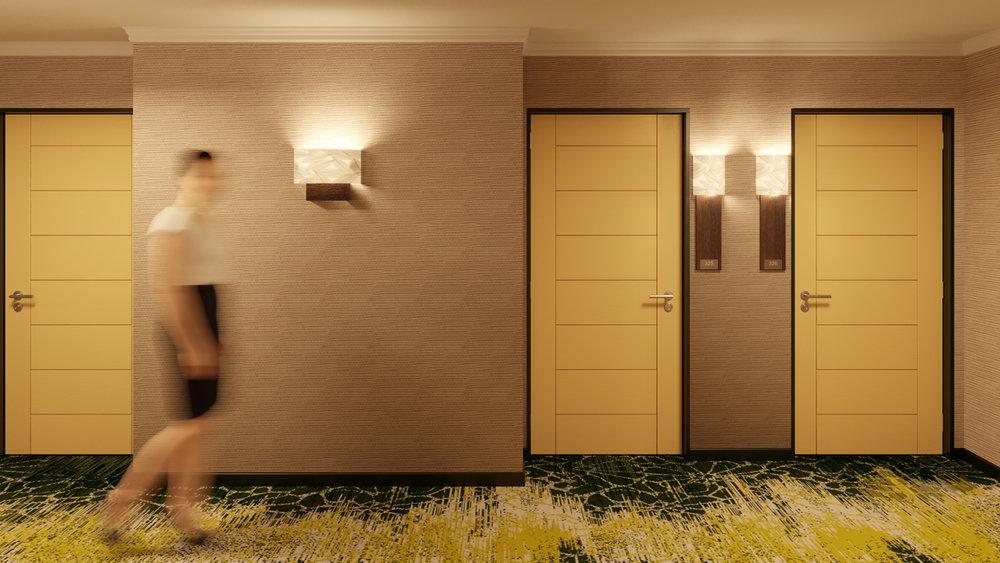 AUBERGE - HospitalityMulti-Family ResidentialSenior Living
