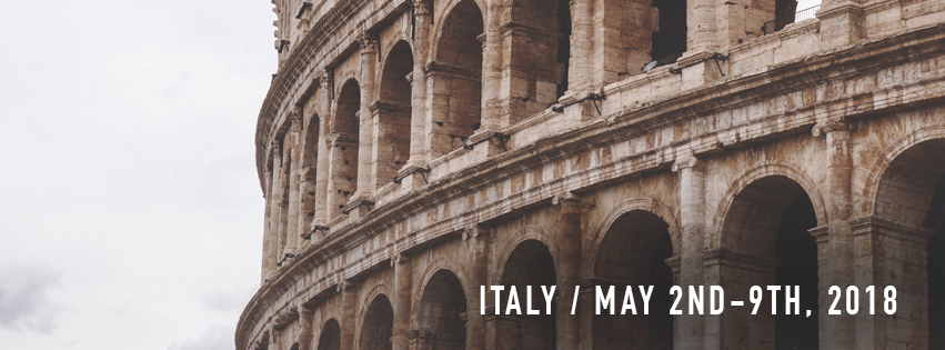 June 22, 2017 - All Roads Lead to Rome