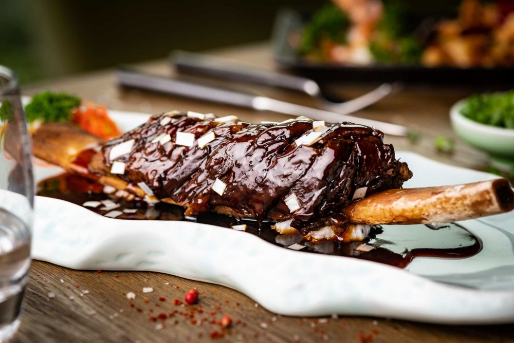 Five spice braised beef short ribs in Ching Kiang vinegar sauce (1).jpg