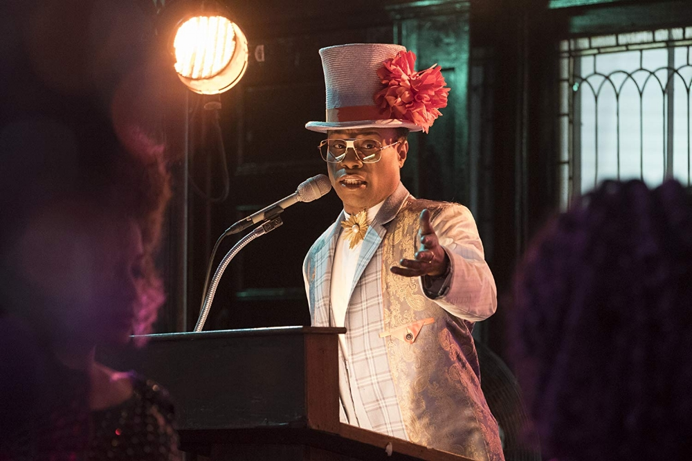 """Listen up children … The category is …. Evaluation REALNESS!""  Billy Porter  in   Pose   ."