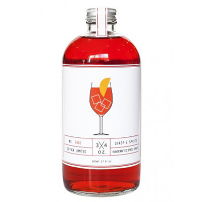 3/4 OZ - Handcrafted Spritz 500ml