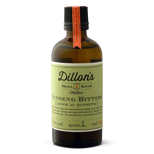 Dillon's - Ginseng Bitters 100ml