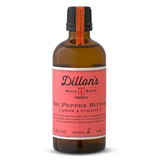 Dillon's - Hot Pepper Bitters 100ml
