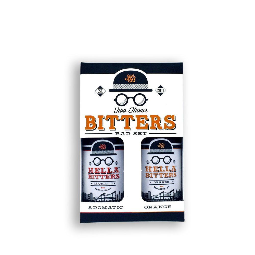Hella Cocktail Co. - Classic Bitters Pack (2 x 30ml)