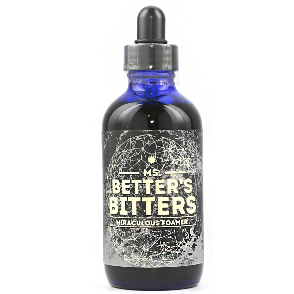 Ms Better's Bitters - Vegan Foamer 118ml