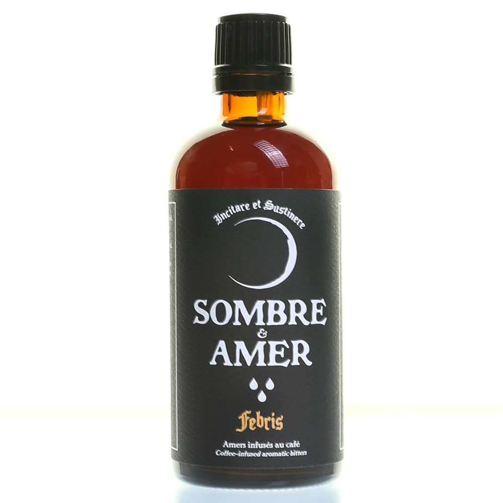 Sombre & Amer - Febris Coffee Bitters 100ml