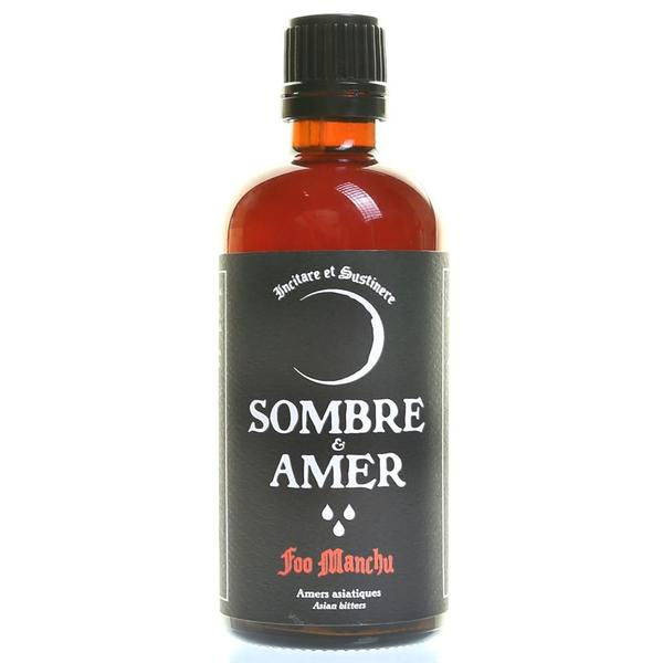 Sombre & Amer - Foo Manchu Asian Bitters 100ml