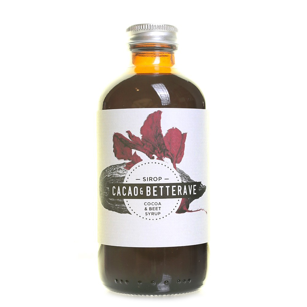 Les Charlatans - Cocoa & Beets Syrup 235ml