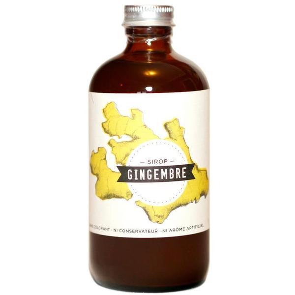 Les Charlatans - Ginger Syrup 235ml