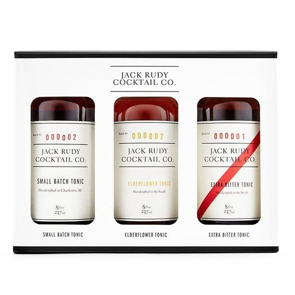 Jack Rudy - Tonic Trio (3 x 237ml)