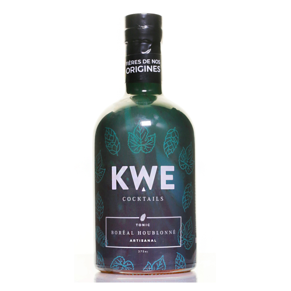 Kwe Cocktails - Hop Tonic Syrup 375ml