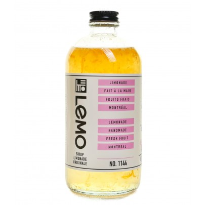 LEMO Lemonade - Original Lemonade Syrup 473ml