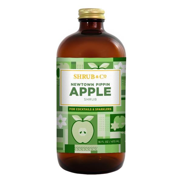 Shrub & Co - Apple 473ml