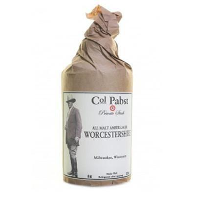 Colonel Pabst - Sauce Worcestershire 472ml
