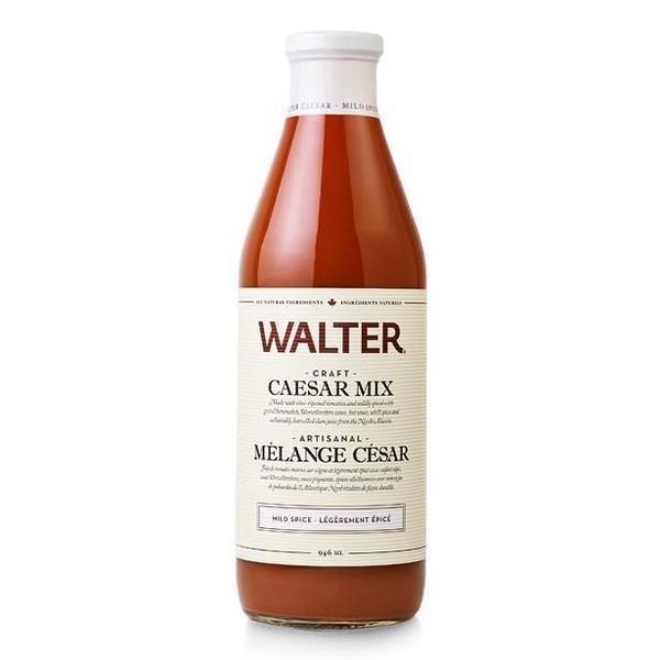 Walter - Mélange à Caesar Légèrement Épicé 946ml