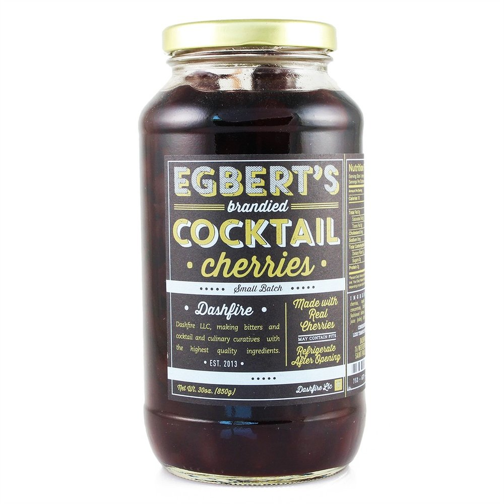 Dashfire - Egbert's Brandied Cherries 887ml