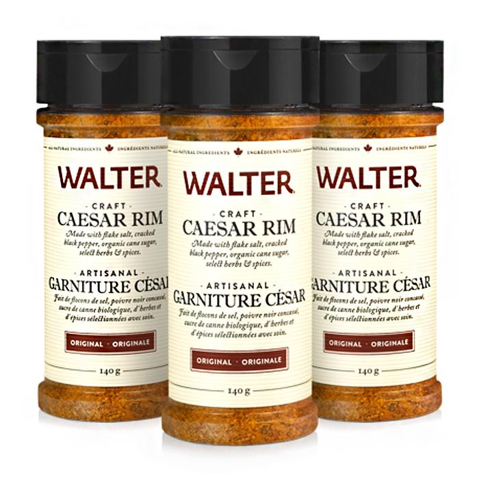 Walter Caesar's Rims 140gr