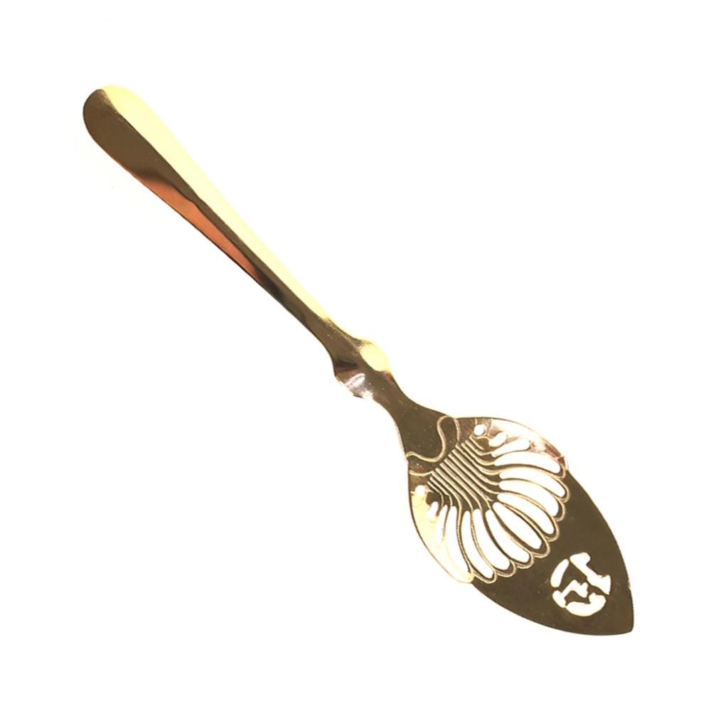 Absinthe Spoon - Toulouse Lautrec Gold