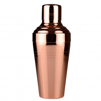 Japanese Shaker - Yukiwa Baron Copper Shiny 500ml