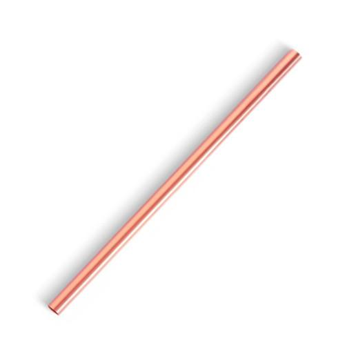 Drinking Straws - Steel Straw Copper
