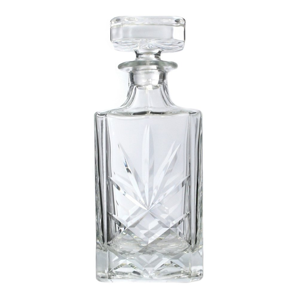 Whisky Decanter - Palm 750ml