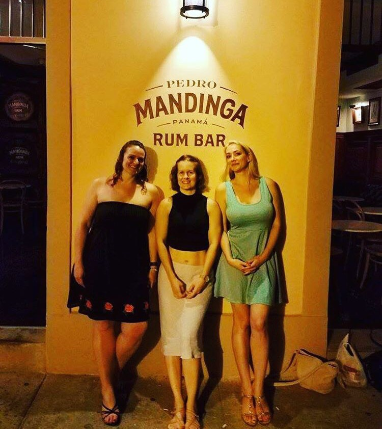 "Diving right in here, please note that all of these were walking distance from our Airbnb apartment in Casco Viejo. I'm also only mentioning my favorites, there were other places we went but I liked these.   Pedro Mandinga Rum Bar : Well, I will obviously start with the bar we went to every night after enjoying it so much the first night. Delicious and creative rum cocktails, local Panamanian beer selection, and friendly service. This place is small but it is big enough and was popular with some locals as well as expat locals, and tourists (ahem, that would be us and whoever we brought in). I would go back again, no questions. It had a nice relaxed vibe that some of the other places didn't (Casa Casco rooftop was fancy and sceney but the drinks were meh), yet was still lively. I really loved their rum Old Fashioned! Drinks are about $5-$9 from beer to cocktails. They had some fancier rums that I am sure were more, but the rum kept me happy. So overall, the prices were a bit less than Chicago cocktails but not cheap.   Tacos La Neta : Really good mole sauce here for topping tacos or whatever you order - I could have eaten it with a spoon. The menu is on the small side but that is not a problem, too many taco selections is sometimes overwhelming. There were vegan and vegetarian options in addition to the regular fish and meat tacos. They were delicious. I recommend this place. They also have a small cocktail list. I ordered a vegetarian taco, a fish taco, and a pork taco with a mezcal cocktail. Delicious. The prices were on the moderate side. None of us thought ""this is cheap"" but we also did not think we were being ripped off.   Donde Jose : Great service, interesting menu, and concept, great food, and flavors, but didn't blow me away like La Degustation did. Maybe I'm being unfair? It was really tasty, I just wasn't like ""WOW, this is the best meal of my life"". I would definitely go back if I lived there - to try out the seasonal menu change. I would go back if I visited again, maybe not every time. About $60 per person, liquor is extra.   The Fish Market : We went to the smaller one, an outdoor dining space. It was delicious! I had fish tacos and an IPA from Panama. This taco join had fewer options for drinking and eating that Tacos La Neta but they were cooking from a food truck so we were expecting a small menu. It was still incredibly good! About the same prices as Tacos La Neta, around $12-$15 per person if you order one drink and tacos.   Mahalo : We ate lunch here our first full day. This place had a lot of healthy options, it reminded me of being in California or Hawaii (hence the name) and I always appreciate finding places like this. I ate the deconstructed burrito and had a Balboa here, and again, you can get a nice lunch and a drink here for under $15.   Granclement Ice Cream Shop : Post-tacos and pre-Pedro Mandinga nightcaps and oh god, pre-hostel bar drinking on our last night, we went here. YOLO, am I right? (I'll never use that term again, promise) We ate and drank all of the things that evening. I had delicious sorbet and the other ladies had gelato. ALL OF IT was delicious. Prices were about what you would expect to pay for ""fancy"" ice-cream, $2 - $3. We each got a cup and one scoop. Cones were an option but I don't do messy.  Medellin begins on Wednesday!"