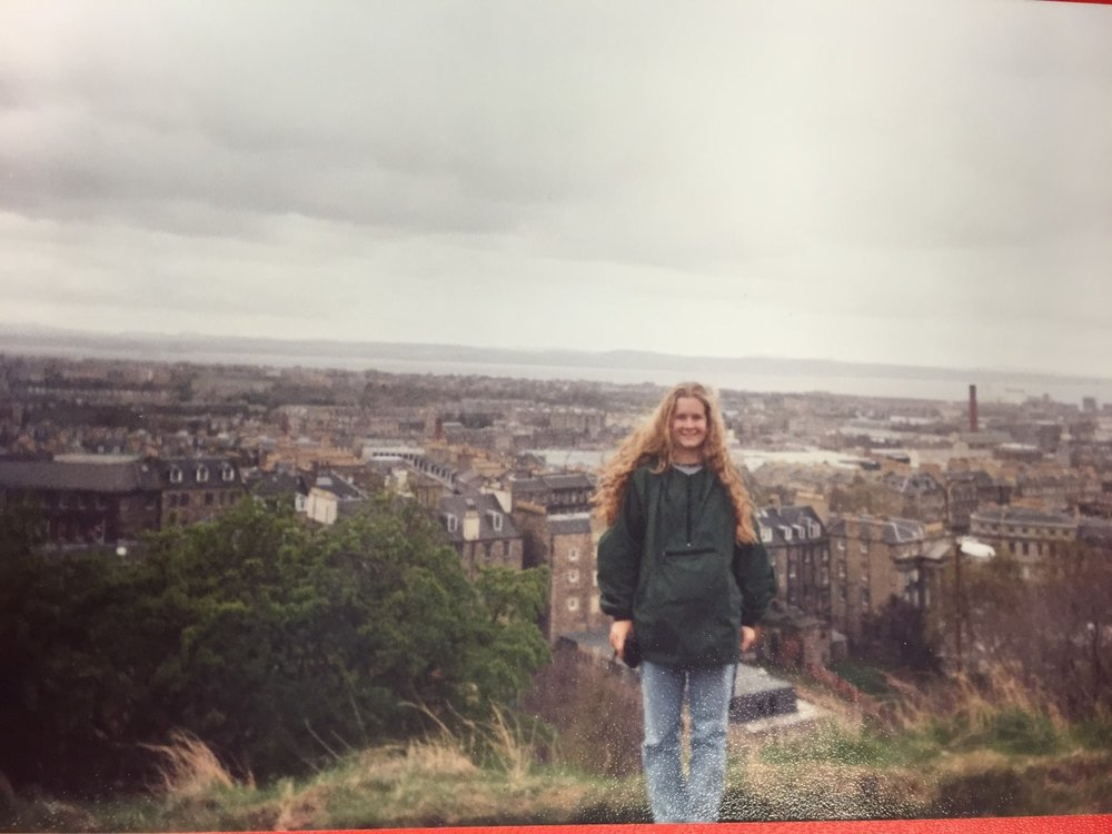 "The Next Great Adventure  My first trip abroad in 1997, pictured above, began with a stop in Edinburgh, Scotland. I was 16 in that photo. On that trip, I also visited London and Paris. All connections in Europe were made via train and it was a trip I will never forget because I was so young and fresh and had been dreaming about traveling internationally for years.   Fast forward to 2015 and I've planned and purchased all of the essential elements for my trip in May. The focus of this trip is Latvia and Lithuania. I depart the United States on May 11, in the evening, and return in the evening on May 22. It will be the longest trip I've been on since my self-funded, graduation trip to Europe in 2003. It will also be the second solo international trip I've ever taken.  My first city is Warsaw, Poland. I fly from Chicago to London Heathrow and then on to Warsaw. When I began planning this trip, I originally was planning to fly into Stockholm, Helsinki, or Copenhagen. Then I started reading The Girl from Krakow and Poland interested me. So I will spend two days in Warsaw before departing for Riga on an early morning. It is a very brief stay, but I am considering this a taste of Poland that will make me want to return. Highlights that I plan on seeing in Warsaw are the  Poster Museum , the  Chopin Museum , and the  Warsaw Uprising Museum.   Once in Riga, I am there for 3.5 days. I am running the Riga marathon and that will be my main ""sightseeing"" of the city. I am planning to visit Jurmala, a resort town on the coast of the Baltic Sea that is a short train ride from Riga. To me, going to Jurmala and visiting one of their spas sounds like a great thing to do right after the marathon. I also am looking into a day trip to the Hill of Crosses in Lithuania from Riga but I might just enjoy my time in Riga and Jurmala so that I can really get to know the city. I depart Riga for Vilnius on a Tuesday.  Once in Vilnius, I am there for 3.5 days that I fully intend to pack with sightseeing and museum visiting. I am very interested in seeing what is informally known as the  KGB museum  and the Vilnius  Old Town neighborhood . I have not investigated beyond those too but I expect to have a lot more on my must-see list as May gets closer.   The architecture of Vilnius and Riga are supposed to be unique and charming and that is part of the appeal of visiting this region for me. The other draw of the Baltics and Poland is the turmoil and history they've been through between WWII and Soviet rule. I'm going with only what I consider a tiny bit of knowledge about the region and hope to come away much more educated.  I depart Vilnius on a Friday morning for Paris - which holds a special place in my heart and even more so after recent events. But first, a layover in Kiev! I booked a flight on Ukrainian Airlines because it was the cheapest and I'm including this detail to let you know that Americans do not need a Visa for Ukraine for a stay of 90 days or less. I had a moment of panicked internet research after purchasing, believe me. I also fully expect this to be an interesting experience. While I will not get a passport stamp (I don't think) and I don't consider the airport a full-fledged country visit - I purposely booked my flight through Kiev. If 2 days in Warsaw is an appetizer then a layover in Kiev is an amuse-bouche. Ukraine looks beautiful and is a country I'd like to visit someday as well.  I arrive in Paris on a Friday midday to visit friends, ease back into another time zone to prep for the inevitable jet lag, and because why not? C'est Paris!! My first night I will either stay with my friends or book an airbnb and my second evening there I'm staying at a hotel in Roissy, near Charles de Gaulle airport for an early morning Sunday flight. In Paris I am looking forward to leisure time with my friends, enjoying a Saturday with them like a local which involves a leisurely patio lunch with wine and perhaps hitting a touristy spot (my fave is  La Basilique du Sacre-Coeur  and its views) and eating a Nutella banana crepe or two.  Back home after Paris? No. I booked my flight home on Icelandair -so naturally, I have to fly through Reyjavik's airport, Keflavik. I purposely booked the flights that have a 7.5 hour layover (arrive at 9:20 am local time, depart at 4:45 pm that day) so that I could go into Reykjavik for leisurely sightseeing and lunch, go to the Blue Lagoon, or something else. What I have inquired about, and it hasn't been booked yet but it is my first choice right now, is a running tour at the blue lagoon's lava fields and then a soak in the blue lagoon after that. Its perfect, if you ask me. I get to stretch my legs, adjust to the time zone, get a spa experience, then shower and head back to the airport in time to pick up some more Floki whiskey and Birkir birch schnapps at the duty-free store.   Accommodation details    Warsaw - shared Airbnb, I'm renting a room in someone's private apartment while he is there   Riga - private apartment rented through Airbnb,  I have the entire place to myself  Vilnius -  Radisson Blu Astorija  Vilnius (treat yourself on occasion, is my motto here)  Paris - possibly an airbnb room or with my friends, then a hotel by CDG because the city center is far from CDG for an 8 am flight  Iceland - no accommodations necessary    Break down of flights    Chicago to London Heathrow to Warsaw - booked with miles and paid just under $100 in fees (ABSOLUTE STEAL)   Warsaw to Riga - Airbaltic, less than $35  Riga to Vilnius - Airbaltic, less than $35  Vilnius to Kiev to Paris - Ukrainian Air $90  Paris to Reykjavik to Chicago - $573   Total spent on flights: approximately $850. This would obviously be so much more if I had to pay for my first flight, but I've included this breakdown to show how it can be done with patience and loyalty to an airline."