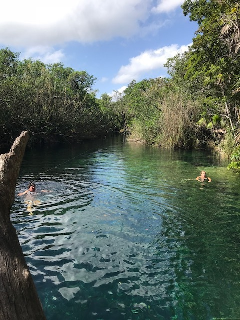 Cenote Escondido