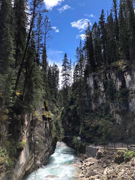 Canyon/hiking views.
