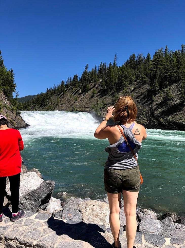 waterfall near Banff Fairmont.jpg