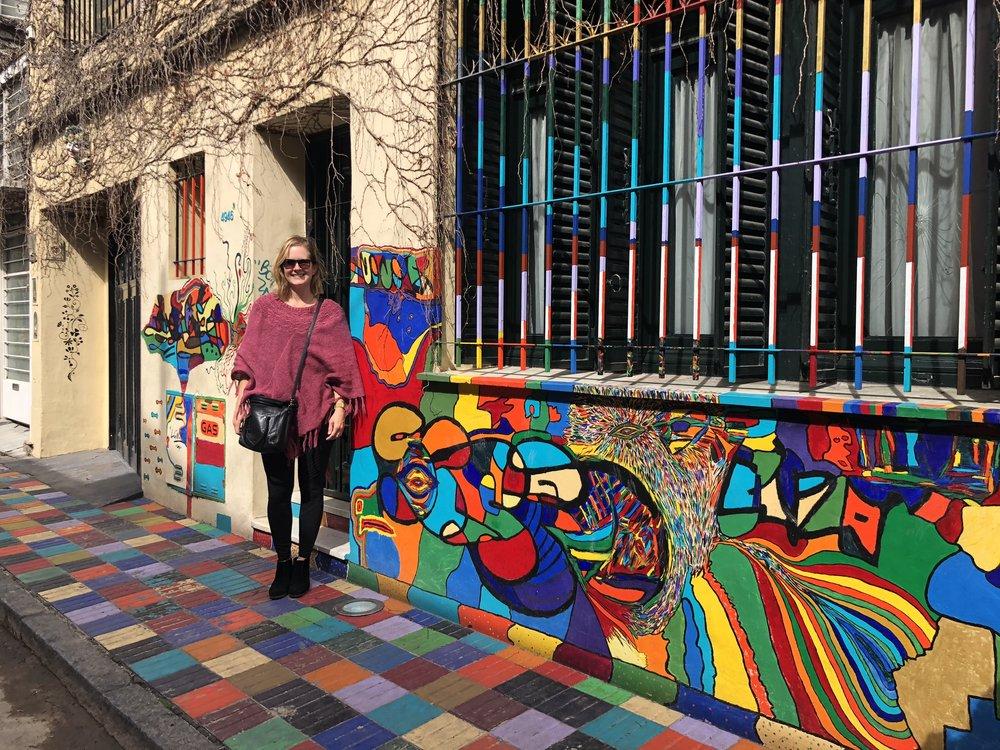 More color in Palermo.