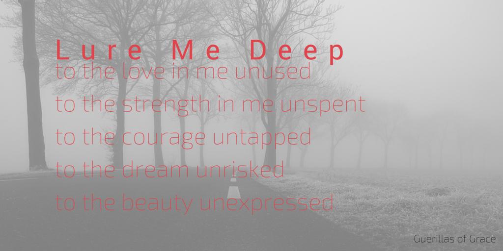Lure Me Deep