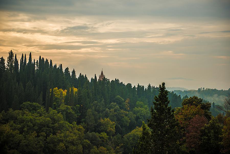 Territorial Abbey of Monte Oliveto Maggiore