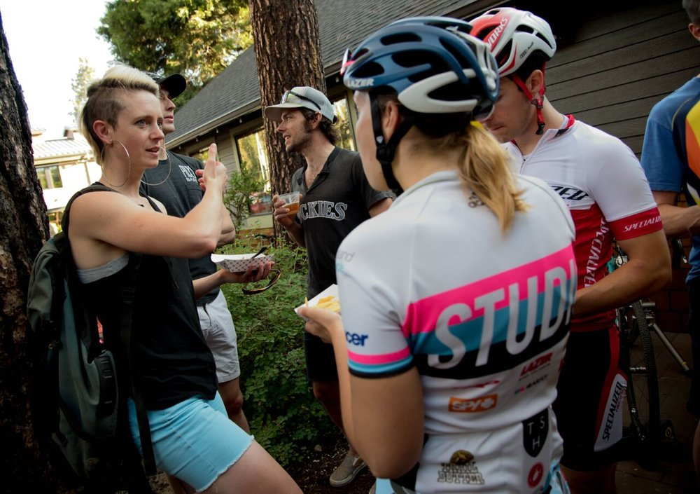 Join your fellow studs at an upcoming Ride Sunny Women's Cycling event.