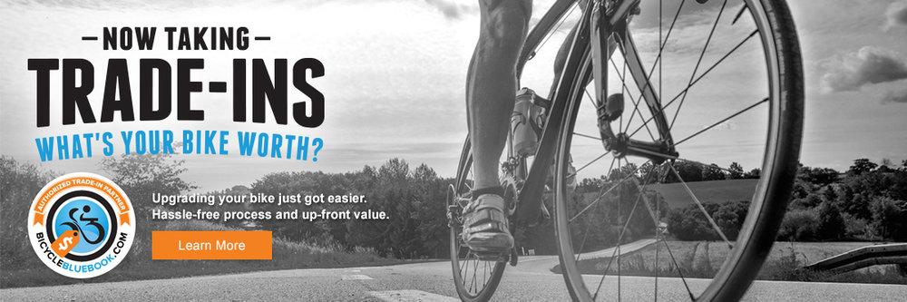 Turn your old bike into Sunnyside cash-ola!