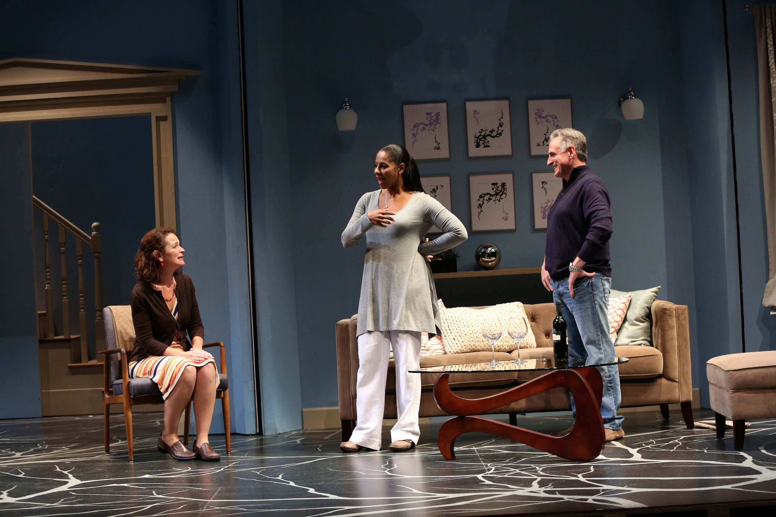 """Good People"" at the Geva Theatre. Photo by Ken Huth"