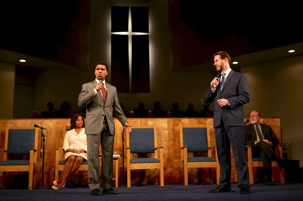 Associate Paster Joshua confronts the convictions of Paster Paul
