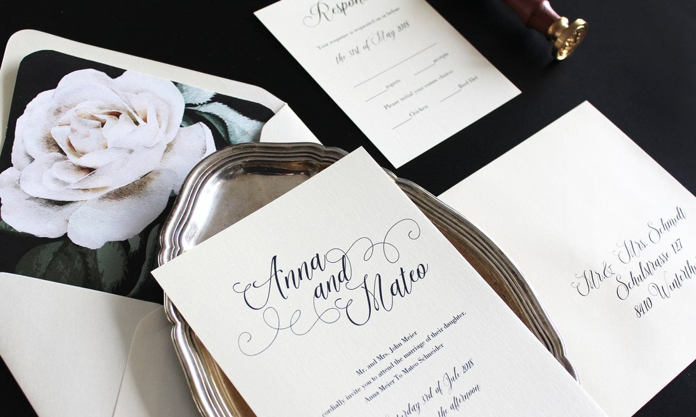 wedding collections - Browse through our pre-designed sets and choose one of our ready to print collections and customize it with your content to suit your wedding day. Our collections are all designed to be personalized to you.