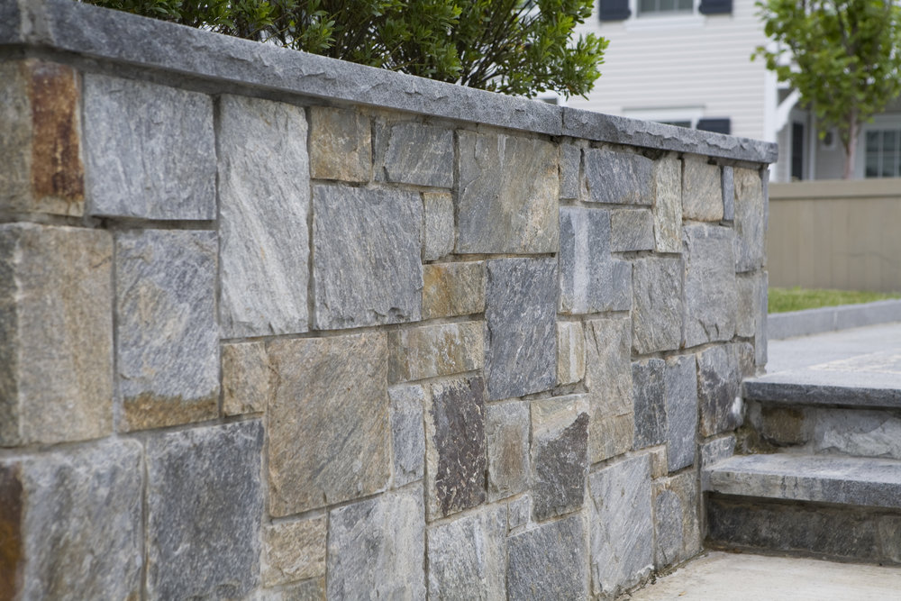 NOBLE HILL GRANITE, SQUARE CUT