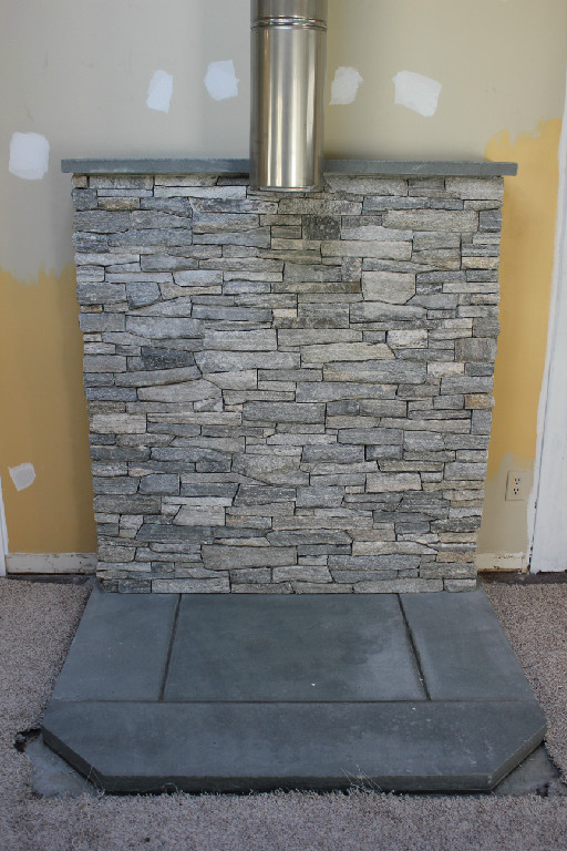 LIBERTY HILL GRANITE, LEDGE CUT
