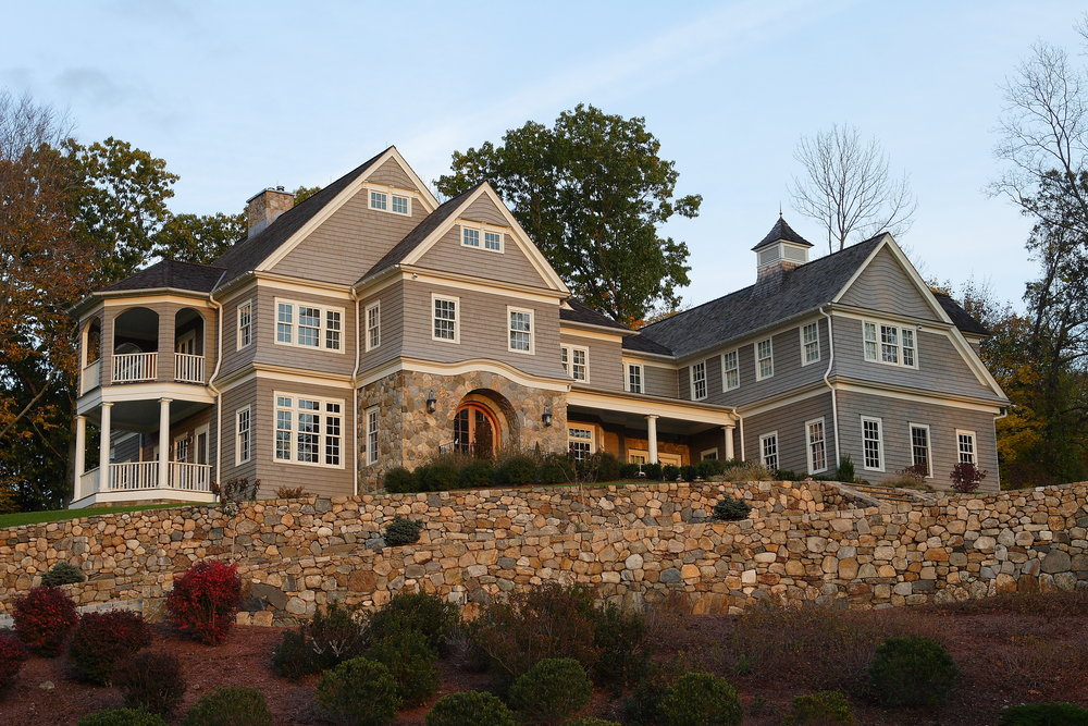 CT FIELDSTONE, MOSAIC PHOTO CREDIT: TALLMAN SEGERSON BUILDERS
