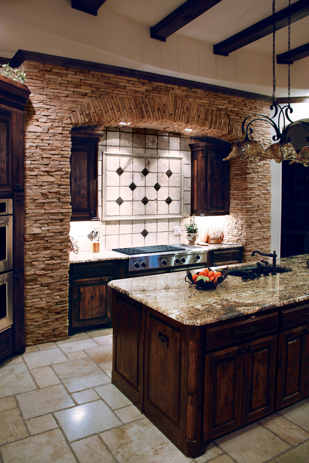 MOUNTAIN STRIP STONE IN RENO BLEND