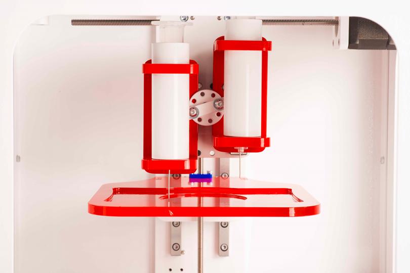 Allevi 2 desktop 3D bioprinter extrusion bioprint