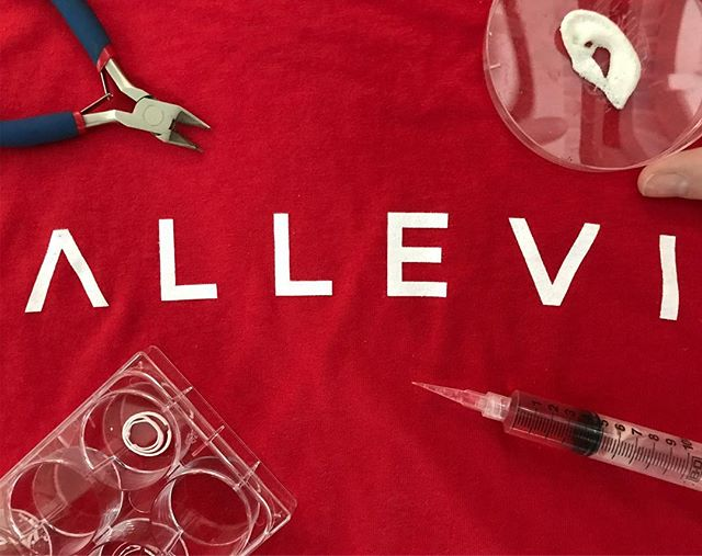 BioBots is now Allevi.  When we founded the company in 2014, our mission was to make it easy to design and engineer biology. Bioprinters on the market were expensive, inaccessible, and difficult to use.We created our beta device to tackle these problems and were humbled by its adoption within the community. Three years later, we believe in our mission even more strongly, as we've grown to serve hundreds of labs in all corners of the world.  Our new name, Allevi, was inspired by our community of users who work every day to make living solutions for humanity's most important problems - to cure disease, to alleviate suffering, to build with life. When your work has life-changing implications for people all over the world, it's an amazing responsibility. That ingenuity. That importance. That's Allevi. We believe everyone has the potential to change the course of medicine.  #ourstory #buildwithlife #allevi #startup #bioprint #3d #3dprinting #biology #innovate #evolve